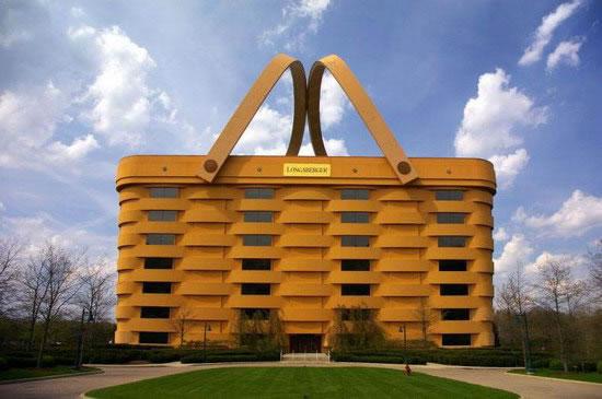 Beautiful The Basket Building, Newark, Ohio, USA Amazing Ideas