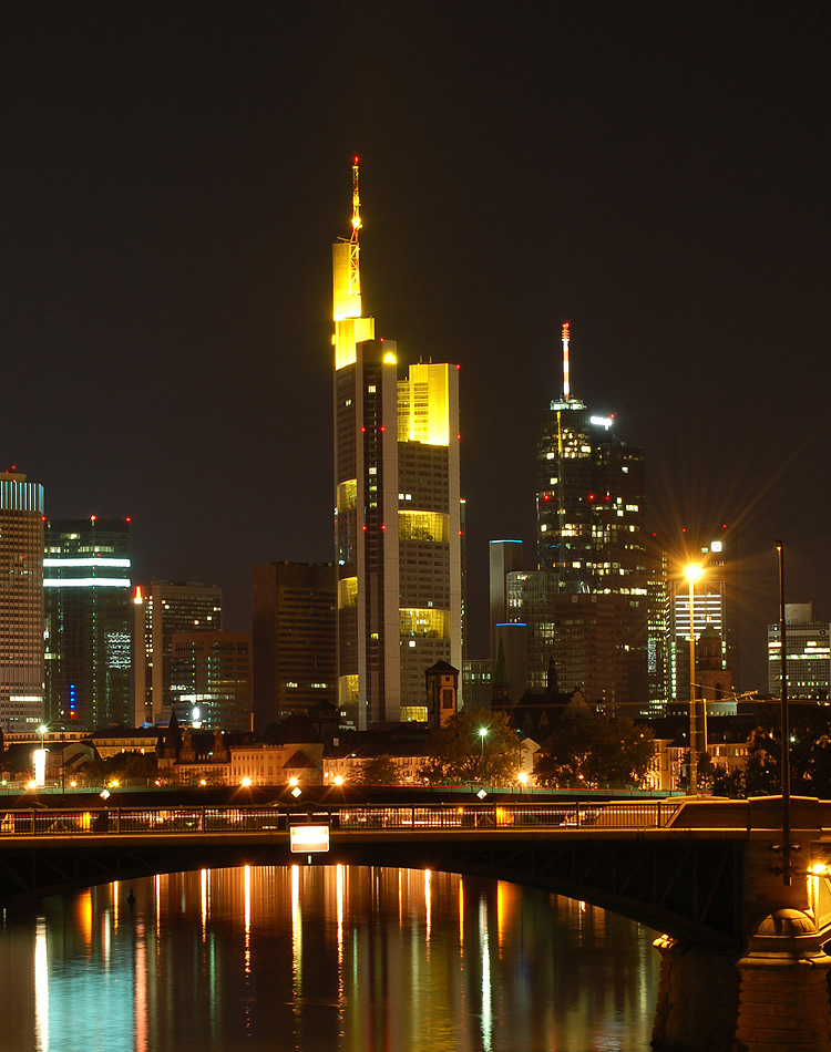 Commerzbank Tower Frankfurt Germany Photo Gallery