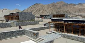 Druk White Lotus School, Ladakh, India