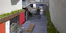 Cherokee Loft, Los Angeles, California, USA