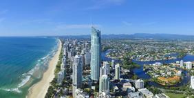 Q 1 Tower, Gold Coast, Australia