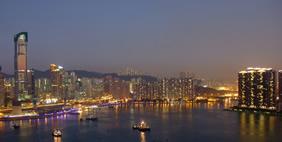 Nina Towers, Hong Kong