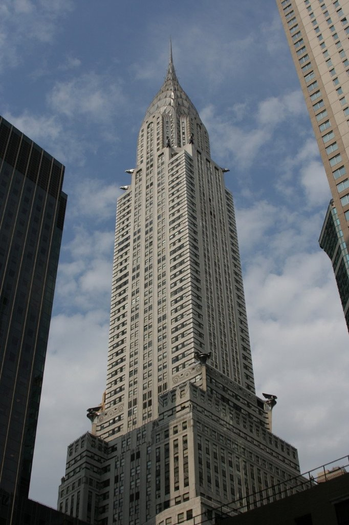 chrysler building new york usa photo gallery world building directory buildings. Black Bedroom Furniture Sets. Home Design Ideas