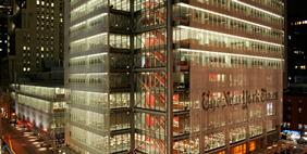 New York Times Tower, New York, USA