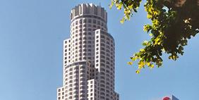 Башня Банка США, Лос-Анджелес, США