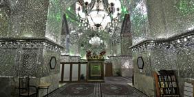 Շահ Չերաղ Դամբարան, Շիրազ, Իրան