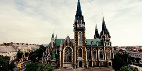 Church of Saint Olha and Elizabeth, Lviv, Ukraine