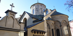 Armenian Cathedral of Lviv, Lviv, Ukraine