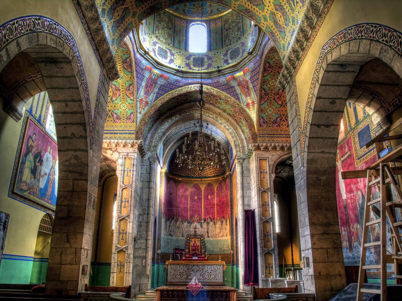 готический стиль армянских церквей чем смысл