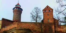 Nuremberg Castle, Bavaria, Germany
