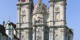 Սուրբ Գալլի Գրադարան, Սանկտ-Գալլեն