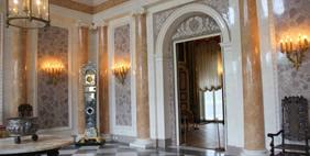 Wilanow Palace, Warsaw, Poland