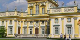 Վիլանովյան Պալատ, Վարշավա, Լեհաստան
