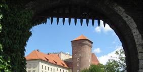 Wawel Royal Castle, Krakow, Poland