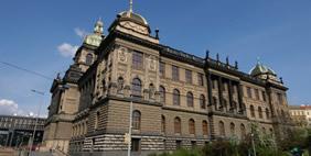 National Museum, Prague, Czech Republic
