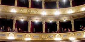 Lviv Opera Theatre, Lviv, Ukraine