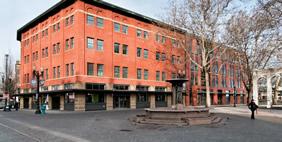 Mercy Corps Headquarters, Portland, Oregon, USA
