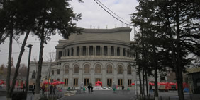 Opera and Ballet Theatre, Armenia, Yerevan