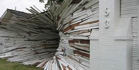 Hole House, Huston, Texas, USA