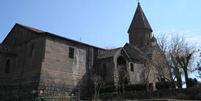 St. Marine Church, Ashtarak, Armenia