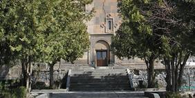 Սուրբ Մարինե Եկեղեցի, Աշտարակ, Հայաստան