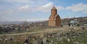 St. Sargis Church, Ashtarak, Armenia