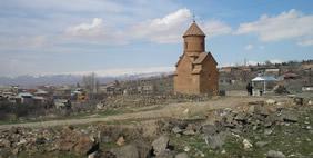 St. Sargis Church, Ashtarak, Armenia