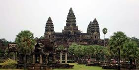 Անգկոր Վատ, Անգկոր, Կամբոջա