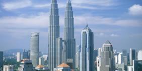 Башни Петронас, Куала-Лумпур, Малайзия