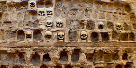 Skull Tower, Nis, Republic of Serbia