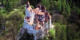 Замок Бран, Бран, Румыния