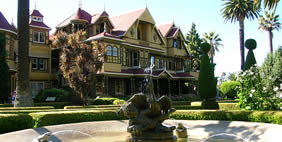 Winchester House, San Jose, USA