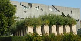 Еврейский Музей, Кройцберг, Берлин, Германия