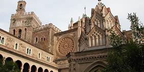 Santa Maria de Guadalupe, Caseres, Spain