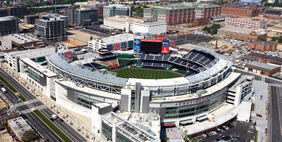 Nationals Park, Washington, USA