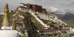 Potala, Tibet, China