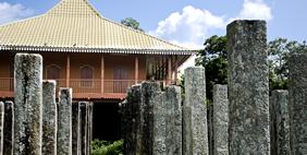 Медный Дворец, Анурадхапура,  Шри-Ланка