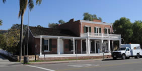 Whaley House, San Diego, USA