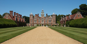 Blickling Hall, Norfolk County, Great Britain
