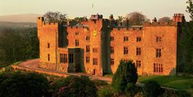 Замок Манкастер, Рейвенгласс, Великобритания