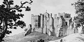 Замок Вудсток,  Оксфордшир, Великобритания