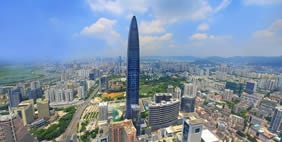 KK 100 Development, Shenzhen, China