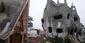 Hang Nga Guesthouse & Art Gallery, Da Lat, Vietnam