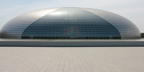 National Grand Theater, Beijing, China