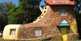 Shoe House, Mpumalanga, South Africa
