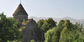 Санаин Монастырский Комплекс, Армения