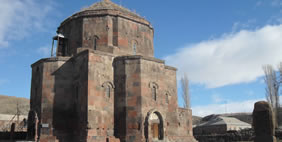 Church of St. Hovhannes (St. John), Mastara, Armenia