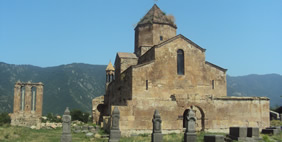 Odzun Holy Mother of God Church, Armenia