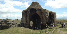 Church of The Holy Apostles Ani, Turkey
