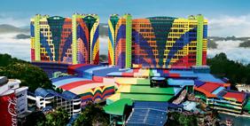 Первый Отель Мира, Паханг, Малайзия